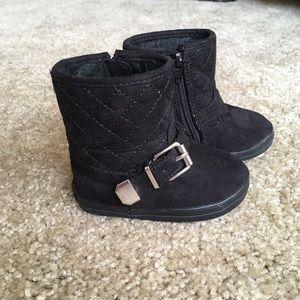 Stuart Weitzman Baby Quilt shoes size 3, 6-9 month